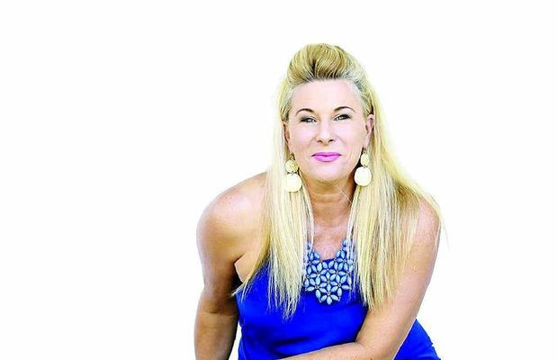 Mandy finds humour in all things