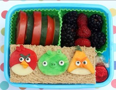 Confession: 'I am intensely competitive about my kids' school lunches.'