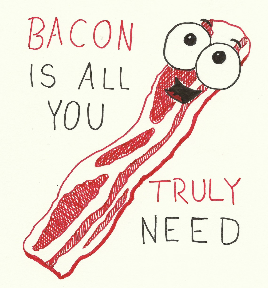 Confessions of a Bacon Eater